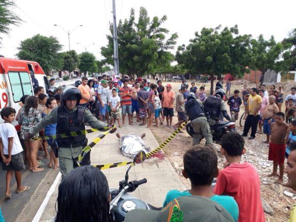Jovem é assassinado e outro fica ferido no Piauí