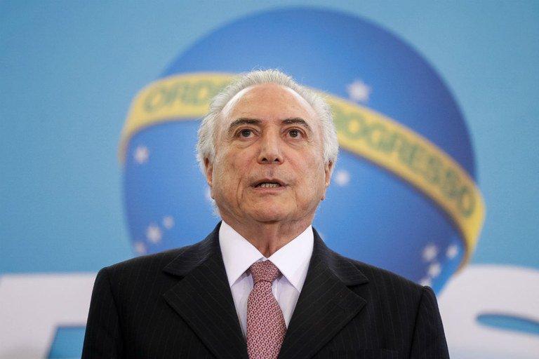 Presidente Michel Temer revela cenário eleitoral para 2018