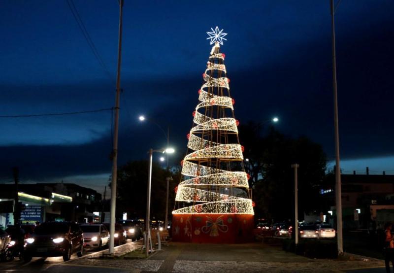 Programação de Natal de Teresina se estende até segunda-feira