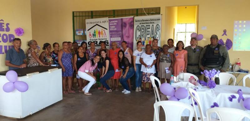 Agosto Lilás: Conscientização pelo fim da violência contra a mulher