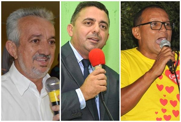 Pesquisa em Campo Maior: Joãozinho 31%; Ribinha 11,67%; Devan 7,67%