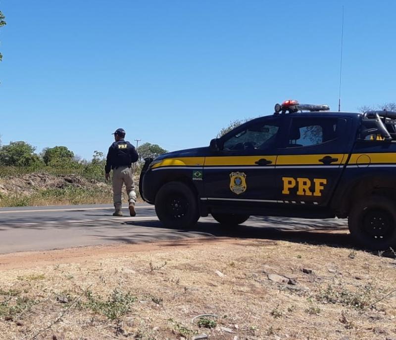 PRF atendeu a ocorrencia - Foto: Divulgação/PRF