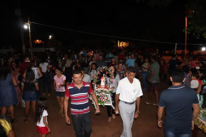 Procissão marca o encerramento dos Festejos de São Raimundo Nonato