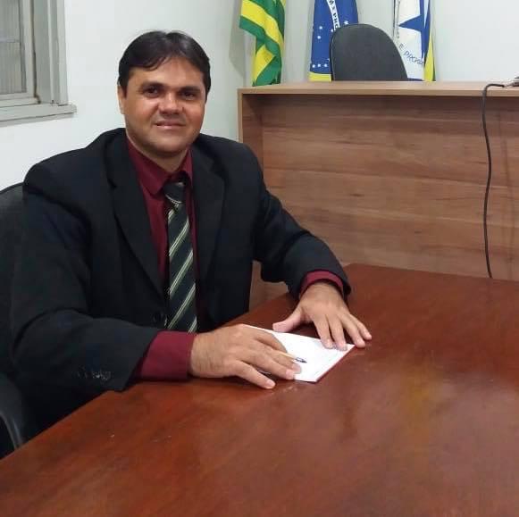 Vereador Alenildo Melo