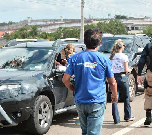 Operação pretende reduzir acidentes nas rodovias federais que passam pelo Maranhão
