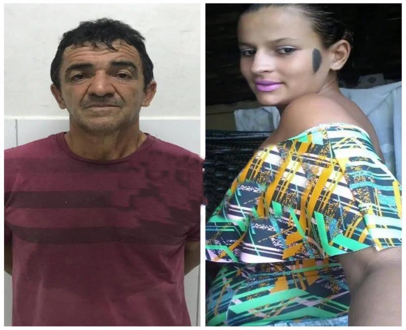 Piauiense persegue e esfaqueia a mulher várias vezes no CE