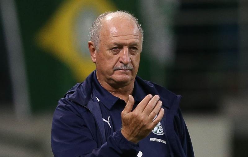 Felipão é demitido do Palmeiras após derrota para o Flamengo