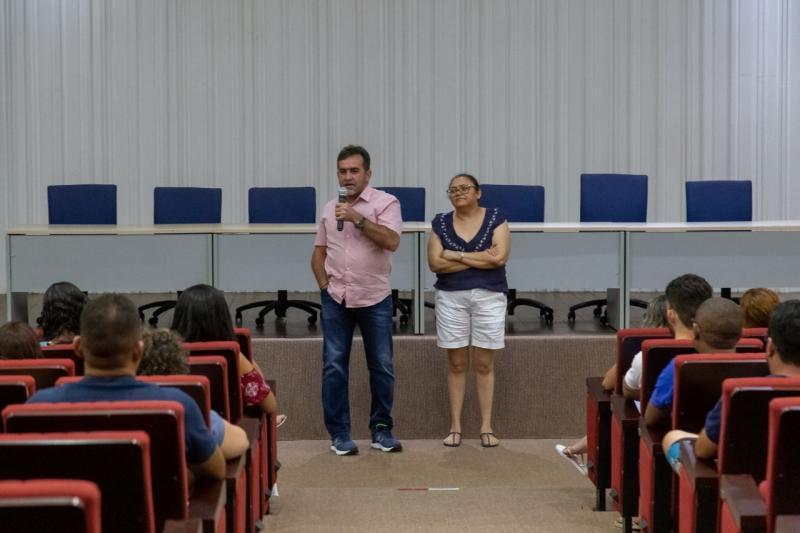 Em Caminhada Pedagógica, professores da rede municipal de Oeiras