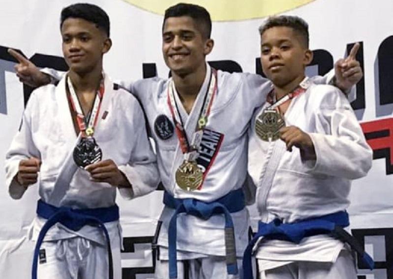 Atletas freitenses são campeões mundial de jiu-jítsu em Fortaleza – CE