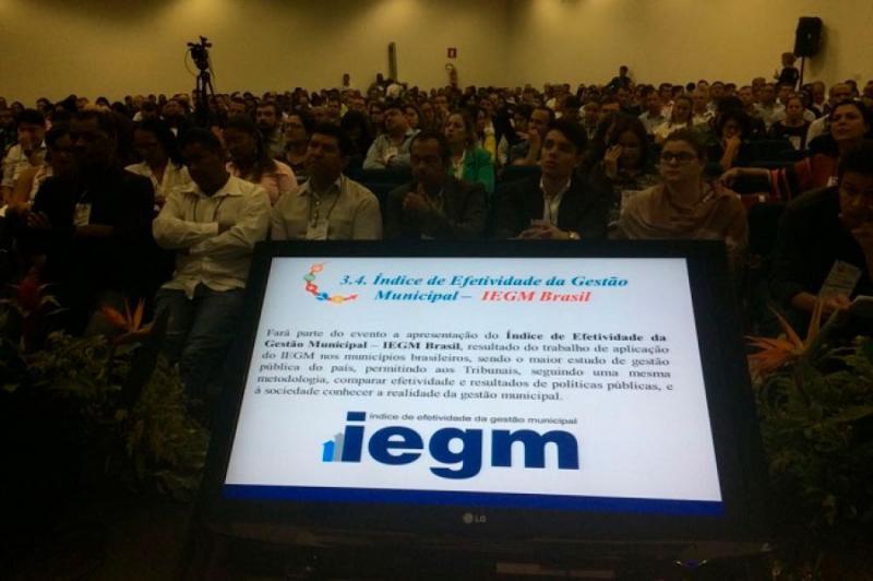 IEGM: Cresce o número de municípios com gestão efetiva