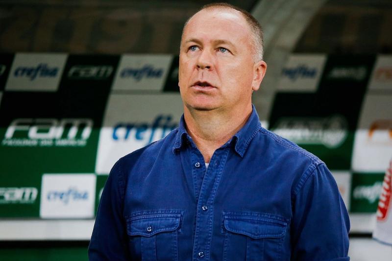 Palmeiras anuncia a contratação do técnico Mano Menezes