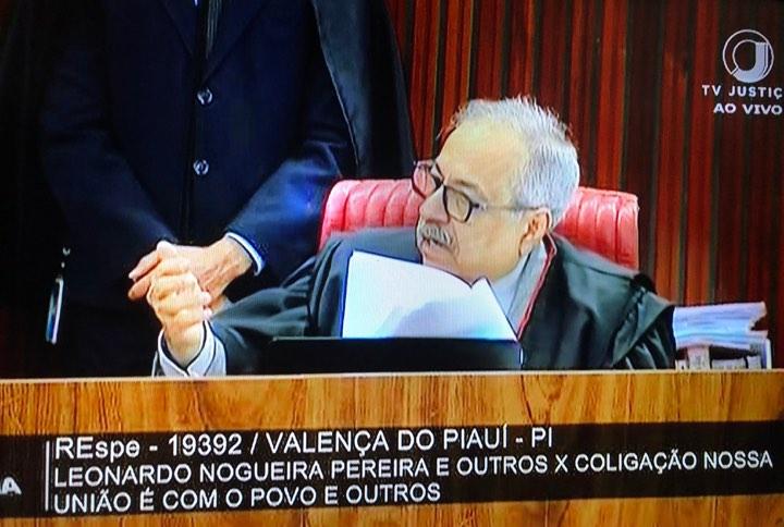 Julgamento sobre candidaturas fictícias no Piauí será retomado dia 17