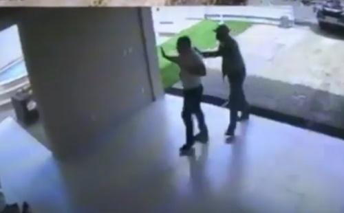 Criminosos fazem família refém durante assalto em Teresina