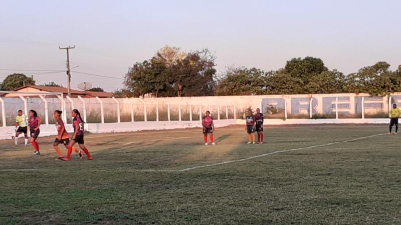 Seleção Feminina de Agricolândia fez estreia com Vitória no 3º Copão AMPAR