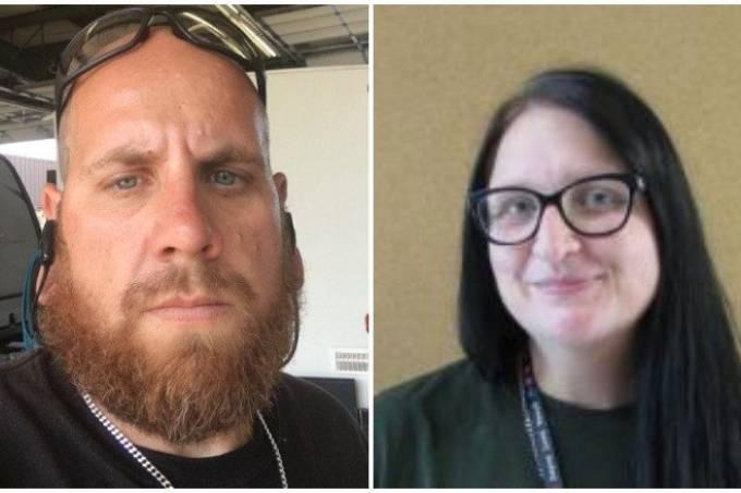 John e Mary Sink, de Elkmont, Alabama: duas das cinco vítimas de tragédia familiar. (Huntsville City Schools/Reprodução)