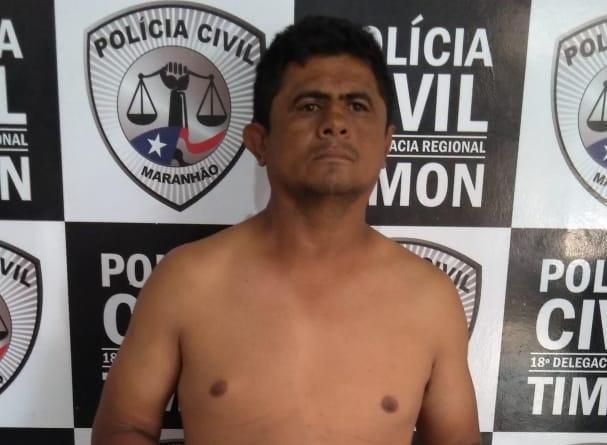 Civi/Timon prende maníaco que fotografava estupro contra garota de 9 anos