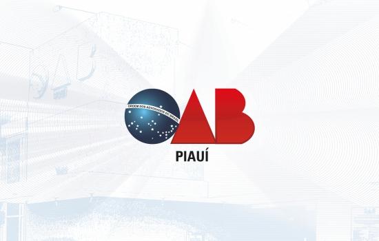 OAB Piauí institui compromisso à distância