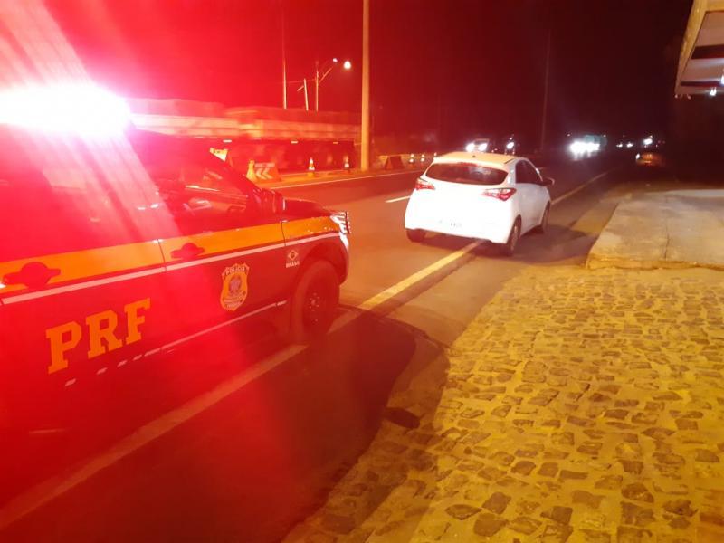 Quadrilha de roubo de veículos é presa em Teresina