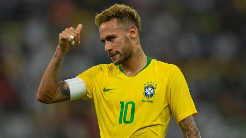 Neymar volta hoje à seleção em amistoso contra a Colômbia