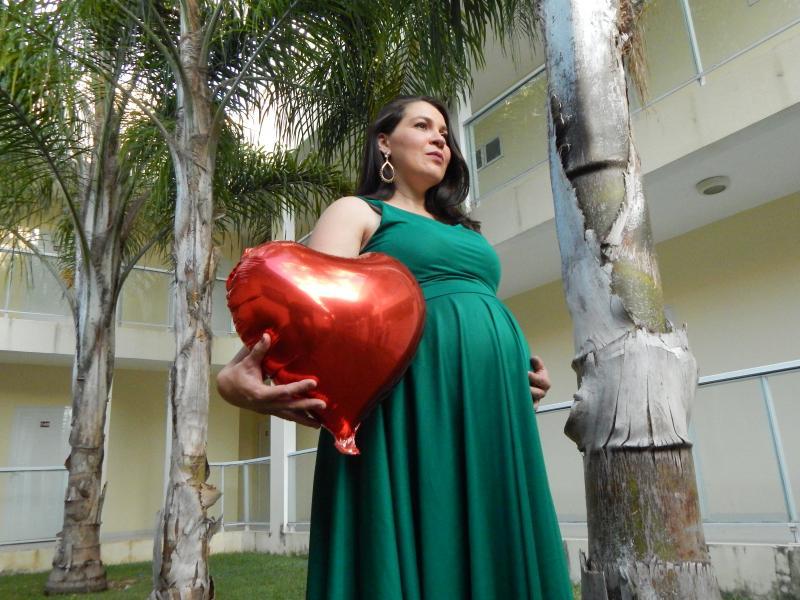 Gestantes ganham ensaio fotográfico gratuito em Cristino Castro