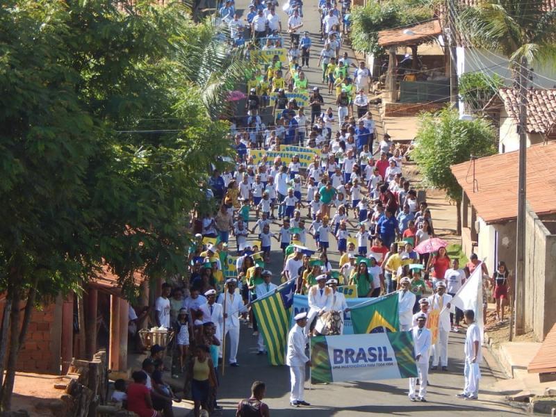 Confira detalhes sobre o desfile de 7 de setembro em Miguel Leão