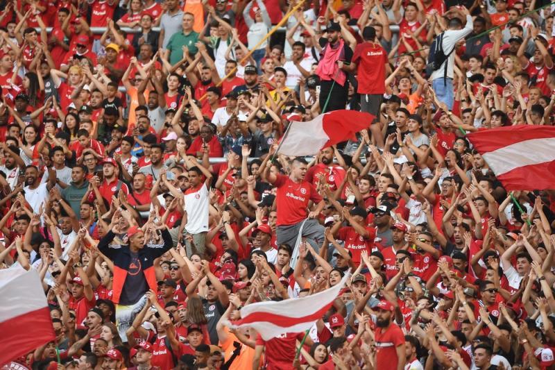 Torcida do Inter esgota ingressos para jogo de ida da final da Copa do BR