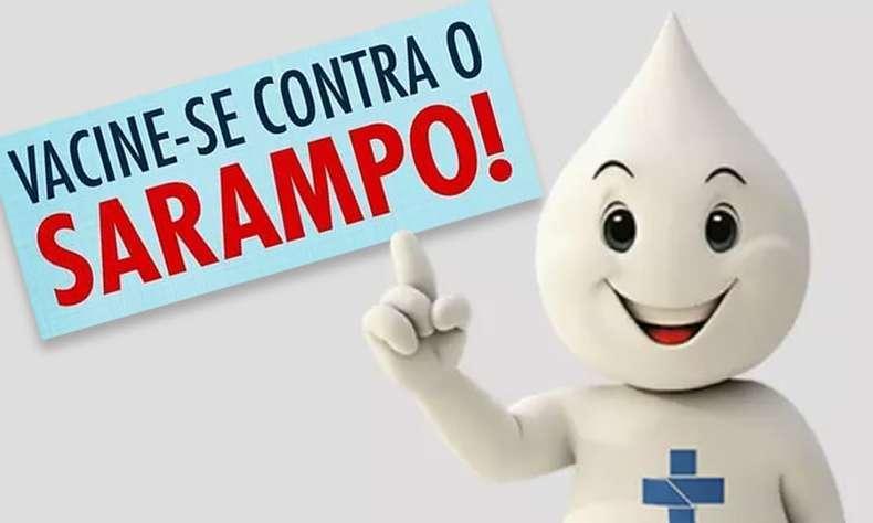 Secretaria Municipal de Saúde de Porto realiza vacinação contra o sarampo