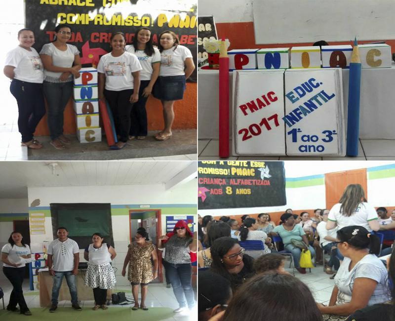 Professores da rede municipal de Uruçuí recebem formação continuada