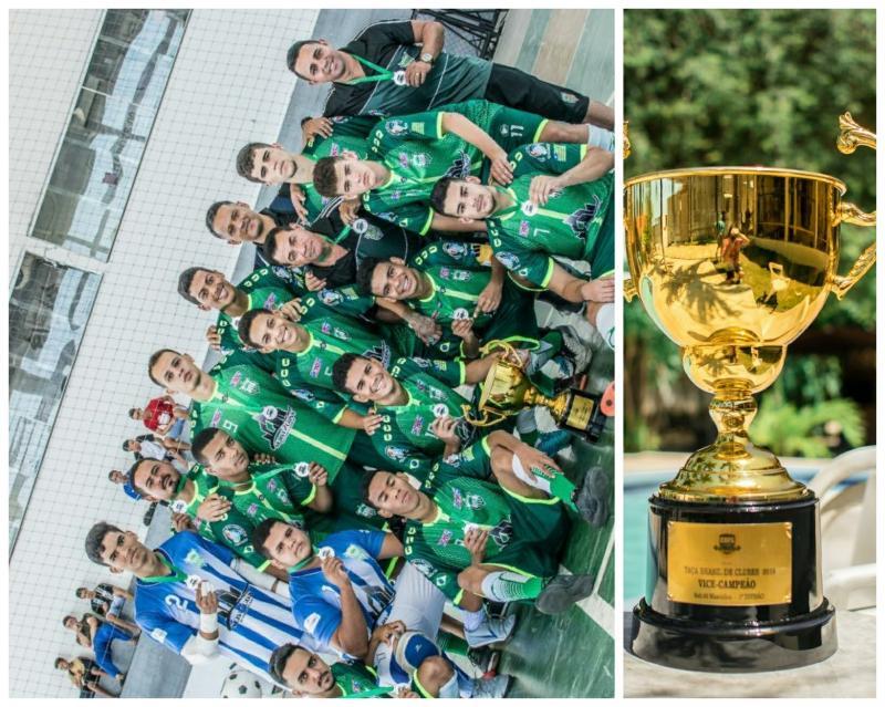 CLF é vice campeão Taça Brasil de Futsal Sub-20 em Fortaleza-CE