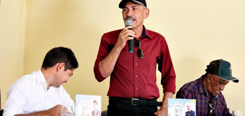 Vila Nova do PI | Vereador solicita nomeação de ruas e limpeza de ruas