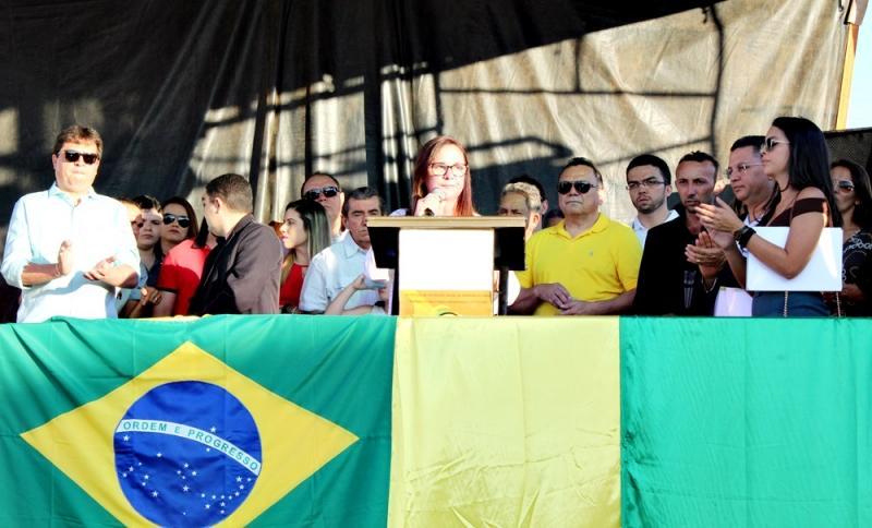 Santana do Piauí | Gestão municipal realiza Desfile Cívico de 7 de Setembro