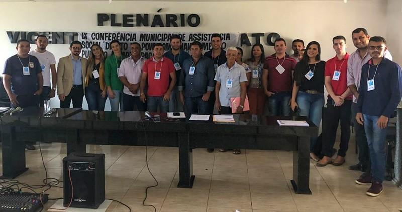 Sebastião Barros realiza IX Conferência de Assistência Social