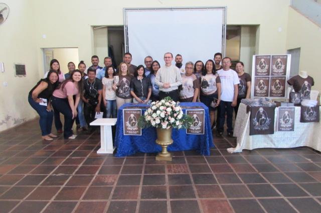 Paróquia do Junco realiza coletiva de imprensa para divulgar à programação