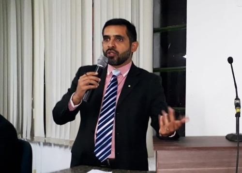 Marcílio Farias é o Novo Supervisor da Rede Estadual de Ensino
