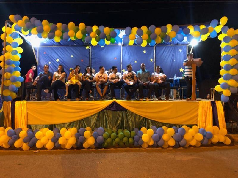 Desfile cívico marca o 7 de setembro em Landri Sales