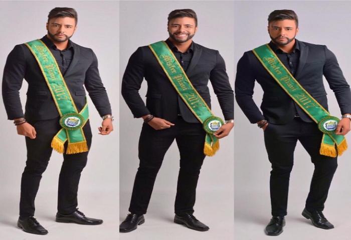 Piauiense Antonyel Marquez é eleito Mister Brasil