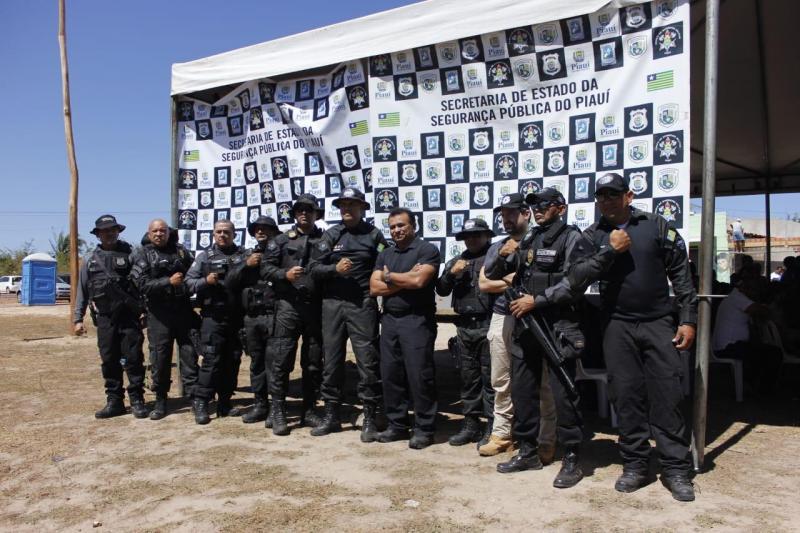 Piauí é o estado mais seguro do Norte e Nordeste, diz estudo