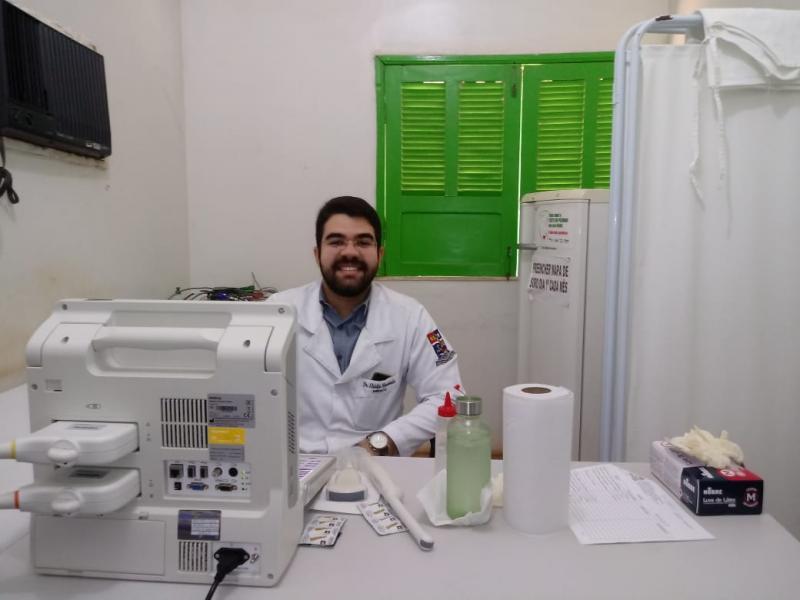 Mutirão de Ultrassonografia é realizado em Landri Sales