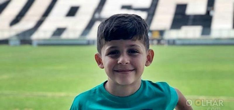 Piauiense de 7 anos é selecionado para jogar no Vasco