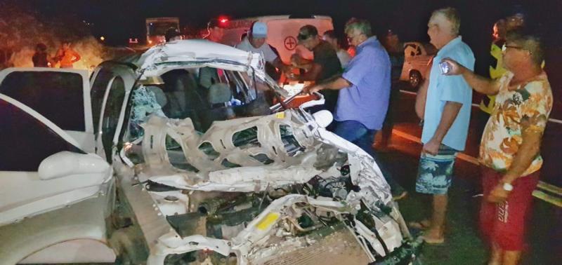 Acidente deixa três mortos e dois gravemente feridos no Piauí