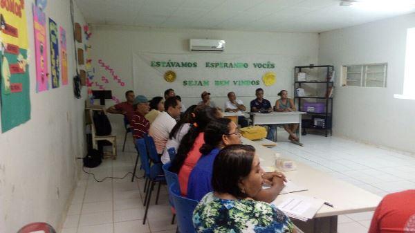 SEBRAE em parceria com a prefeitura realiza oficina em Colônia do Gurgueia sobre compras públicas