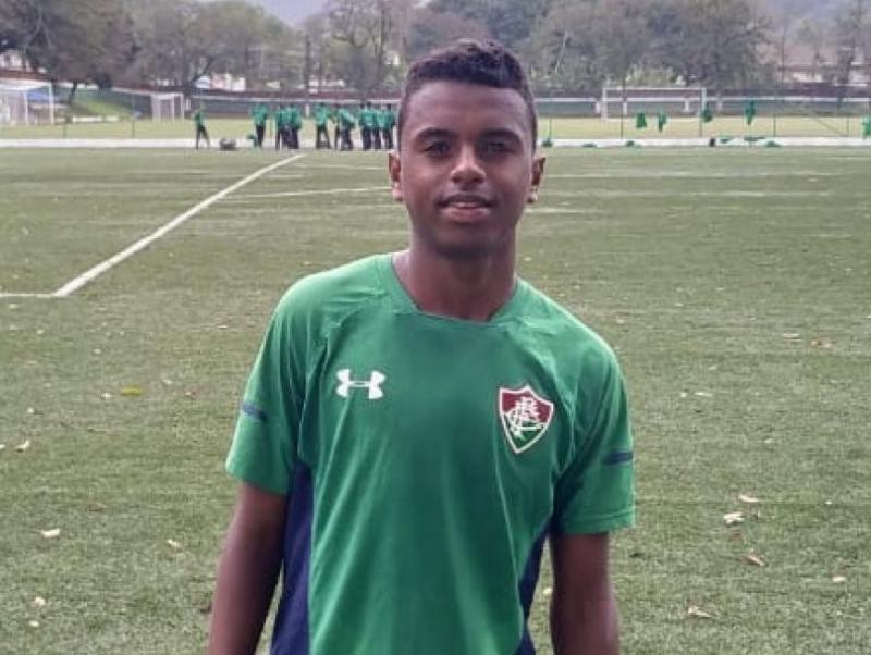 Marcolândia | Jogador fará parte da categoria de base do Fluminense