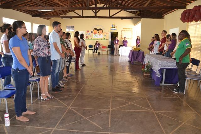 VIII Conferência de Assistência Social é realizada em Paquetá do Piauí