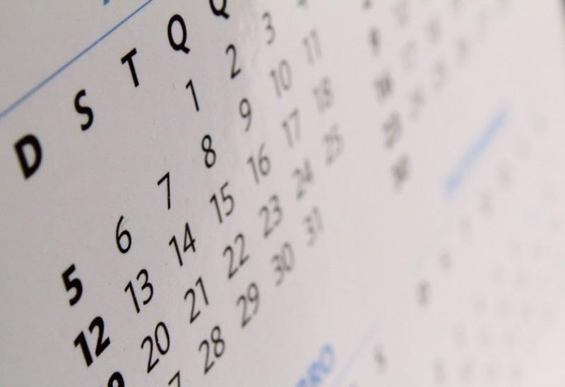 Veja a lista de pontos facultativos e feriados nacionais em 2018