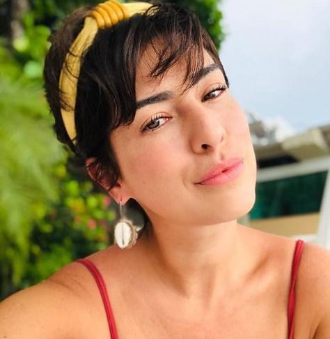 Atriz Fernanda Paes Leme curte férias no Piauí; confira os registros!