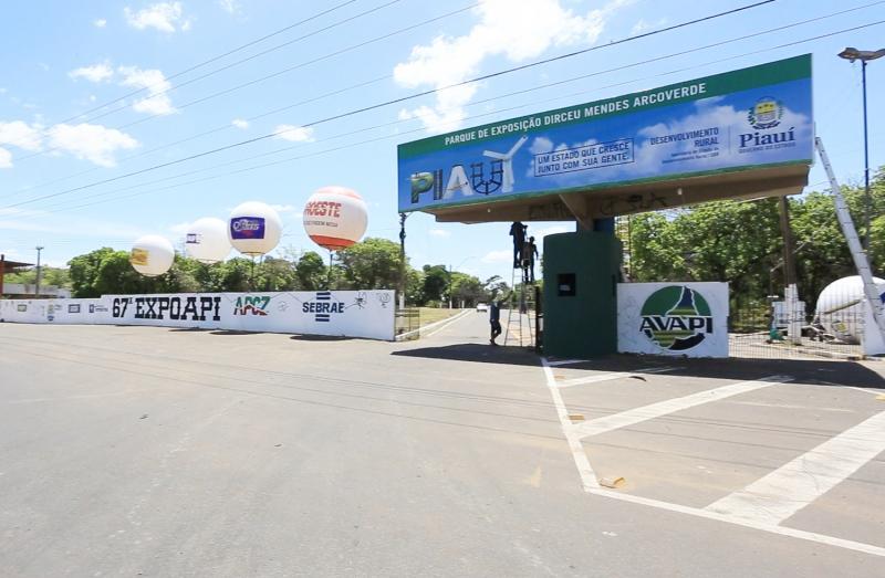 Adapi interdita Parque de Exposição e Expoapi pode ser adiada