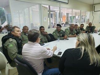 Militares irão reforçar a segurança de prédios públicos do Piauí