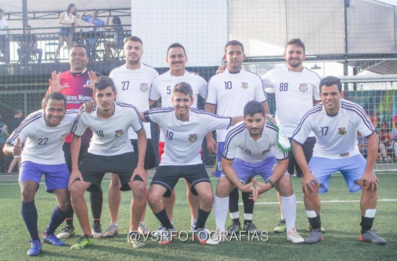 Vereador Henrique Guerra (PTC) participa de jogo beneficente em Brasília-DF