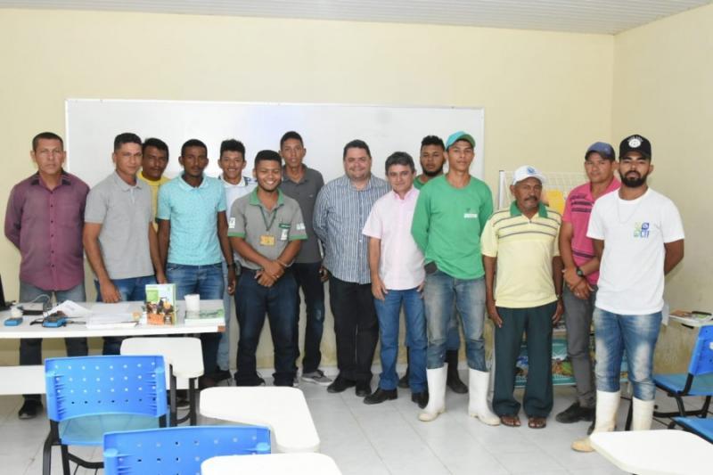 SDR em parceria com SENAR realiza curso para o agricultor familiar