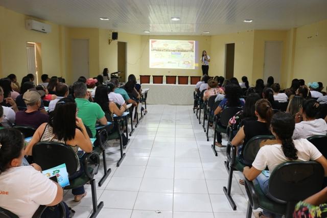 Prefeitura de Caldeirão Grande realiza audiência para discutir PMSB e PMGIR